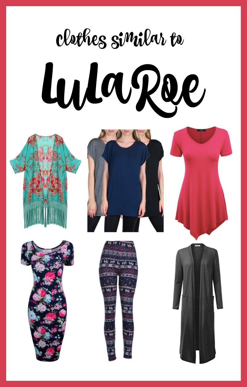36820106e9826d Clothes Similar to LuLaRoe But Cheaper on Amazon - Everything Pretty