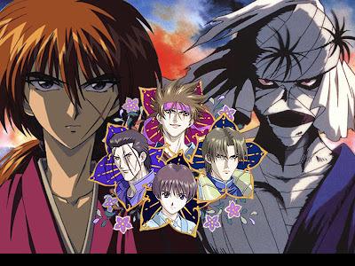 Kenshin Shishio Wallpaper800 611793