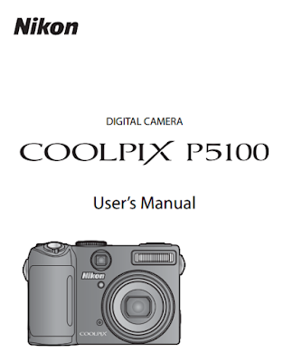 Nikon Coolpix P5100 User Manual