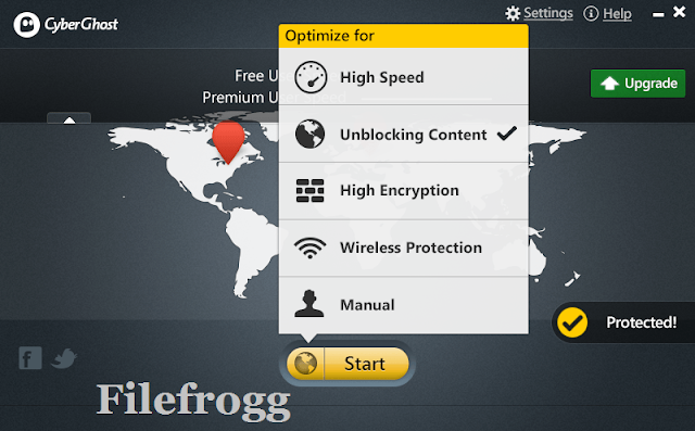 CyberGhost VPN 6 Premium Full Version Terbaru
