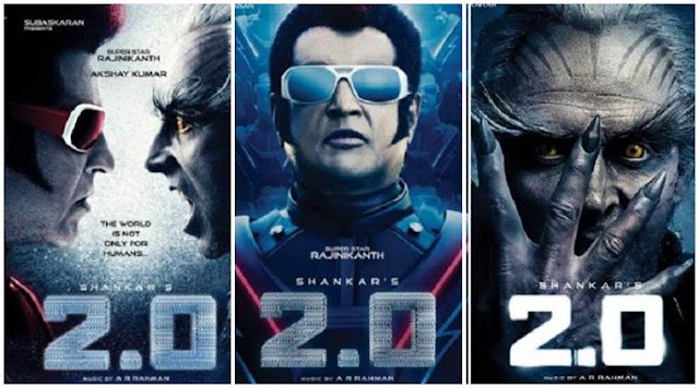 Robot 2 Day to Day Box Office Report