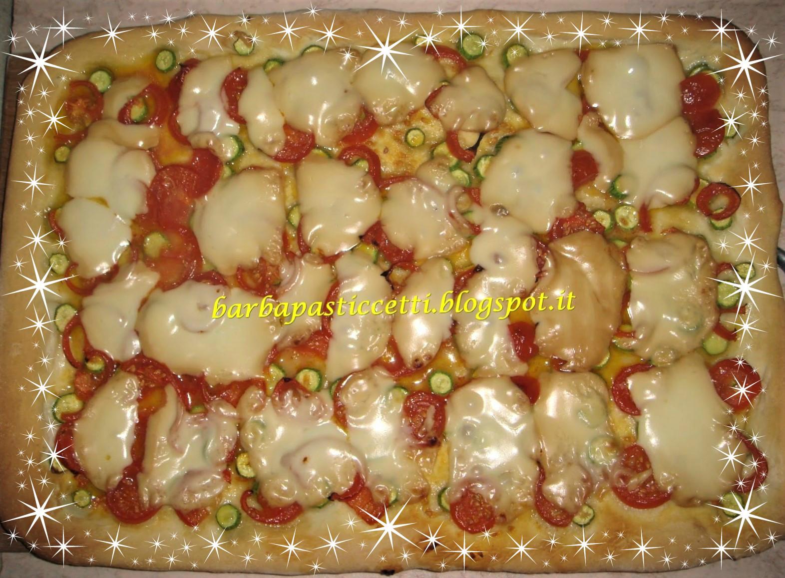 Pizza impasto diretto con la planetaria for Pizza con planetaria