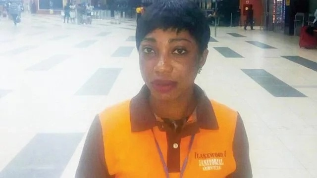 Female Airport Cleaner Praised After Returning N2M She Found In The Toilet