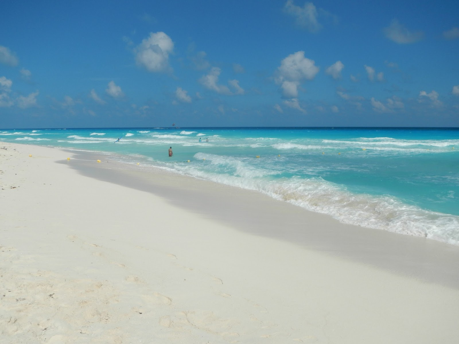 View of Cancun | Beautiful beaches, Beach view, Caribbean