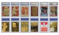 Michael jordan cards set of 6