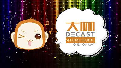 DeCast Family KTV Discount Promo
