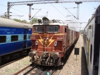 Trains from bhopal to lucknow