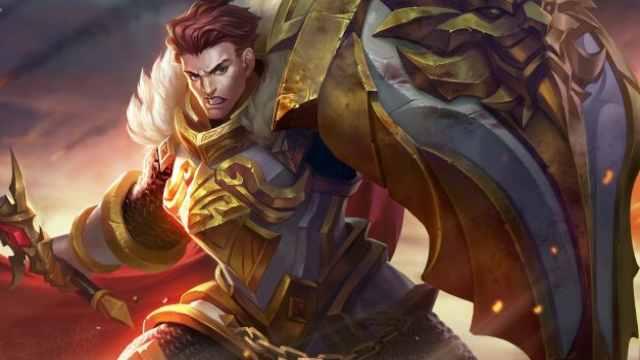 Tigreal ML Hero