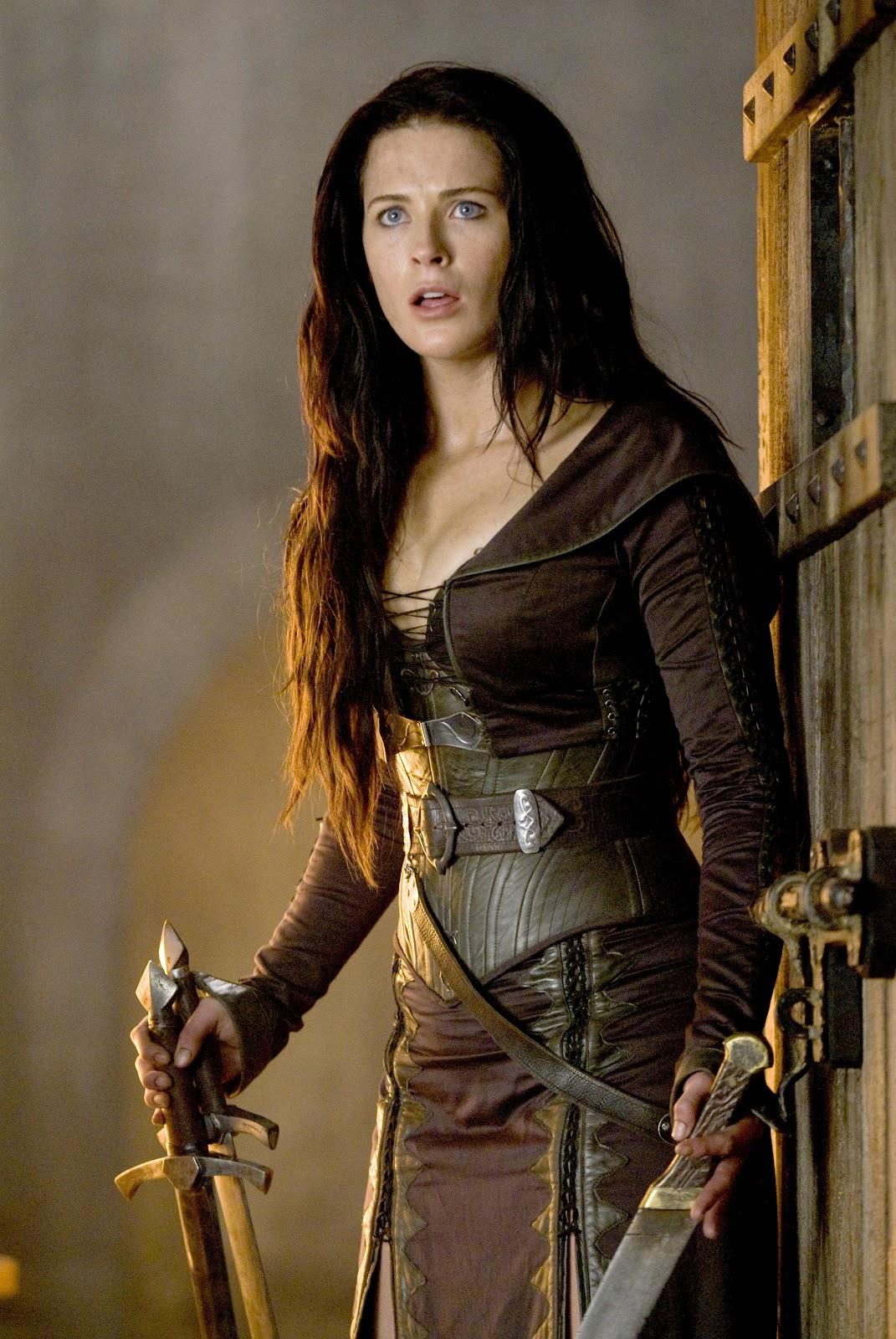 Celebrities, Movies and Games: Bridget Regan as Kahlan ...