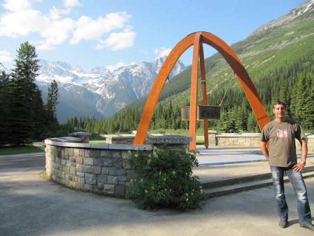 Monumento del Roger pass