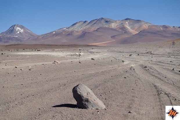 Nei pressi del Deserto Salvador Dalì