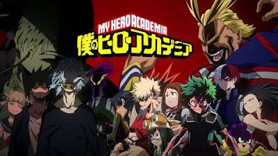 Boku no Hero Academia 3rd season (19/25) | Carpeta contenedora | Sub español | Mega