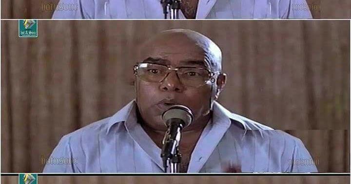 Malayalam Troll Plain Meme: Mookilla Rajyathu Thilakan Speech