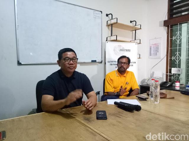Eks Kapolsek Pasirwangi Ngaku Diminta Kapolres Garut Menangkan Jokowi