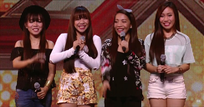 4th IMPACT, X-FACTOR UK 4
