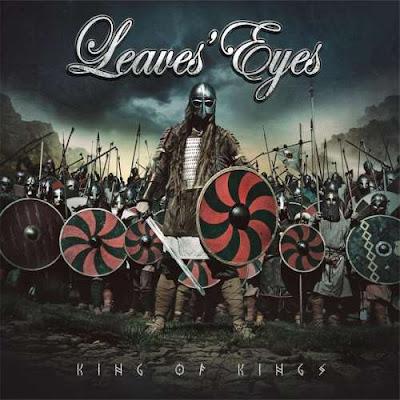 LEAVES' EYES: Τίτλος και εξώφυλλο του νέου album
