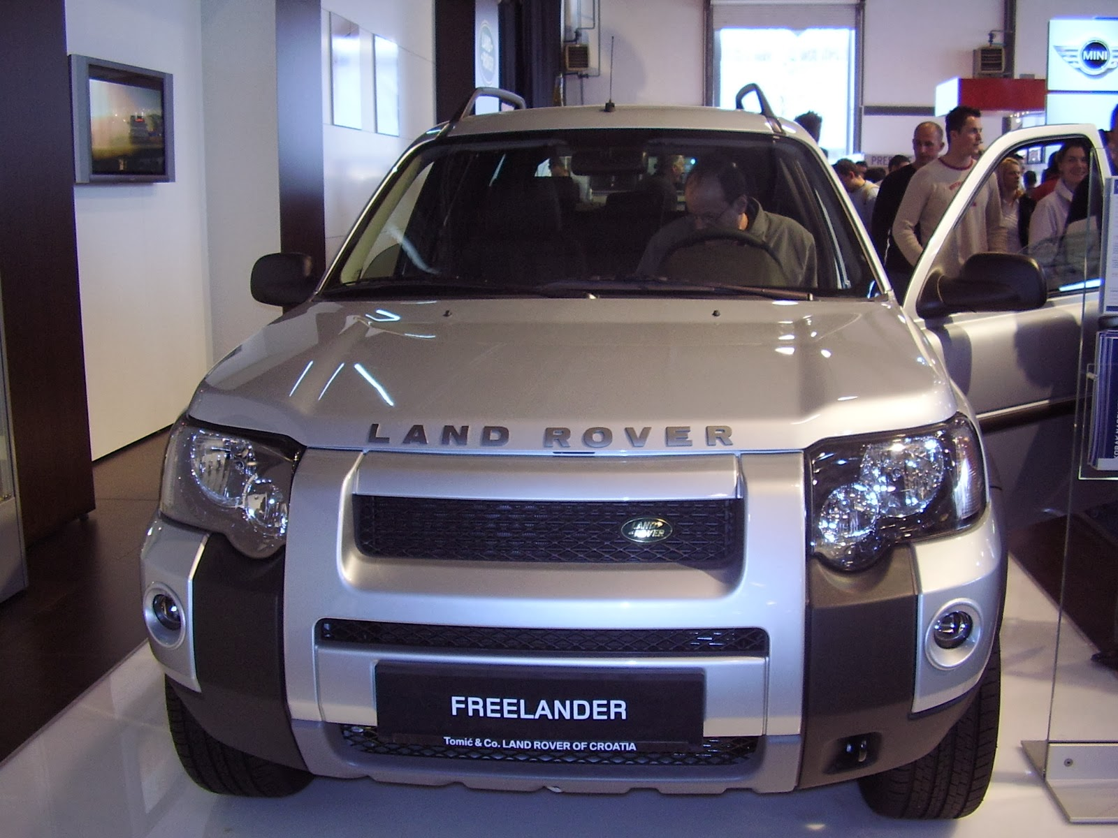Freelander 2 Owners manual