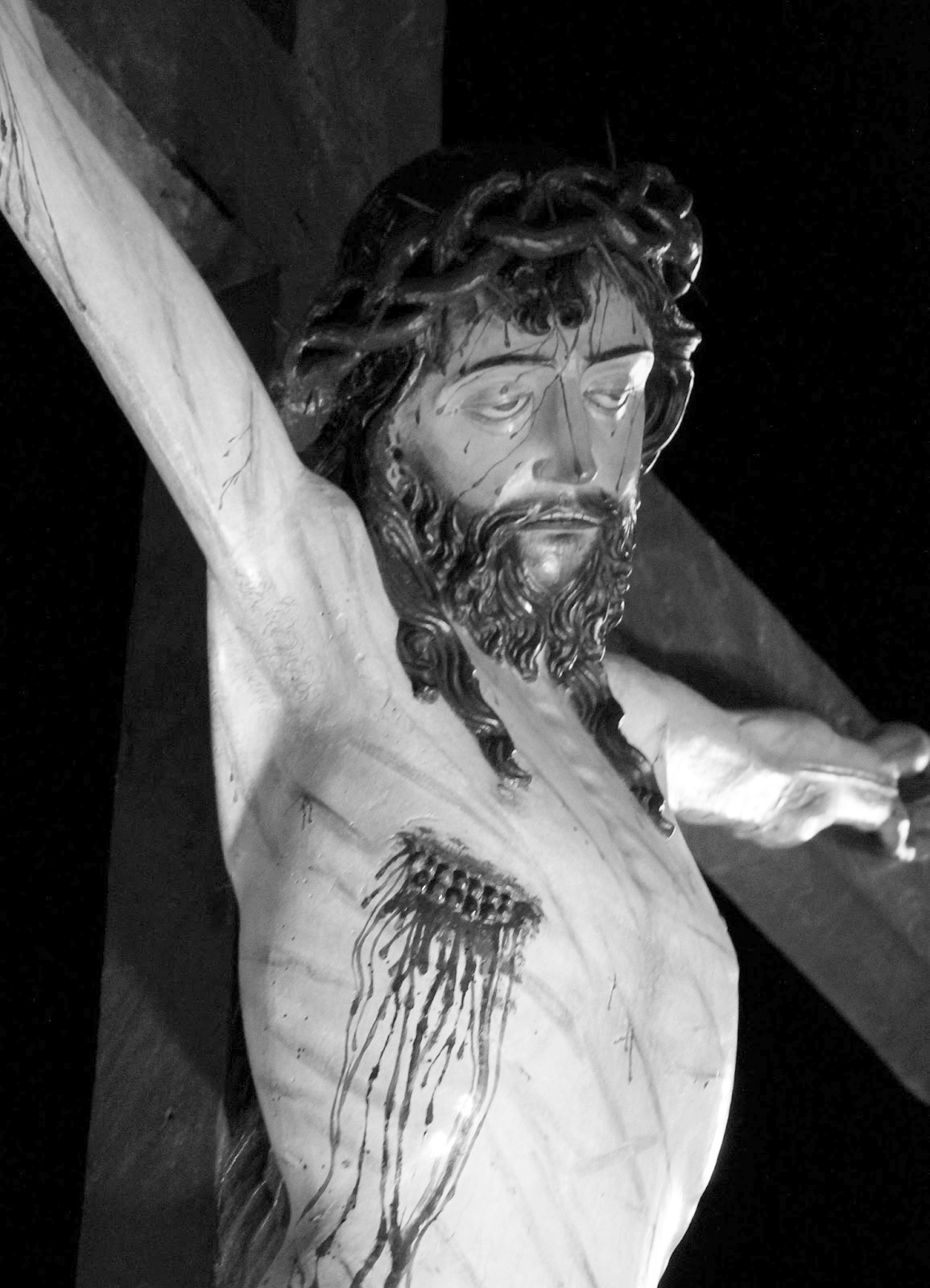 rorate cæli the crucifixion of our lord jesus christ