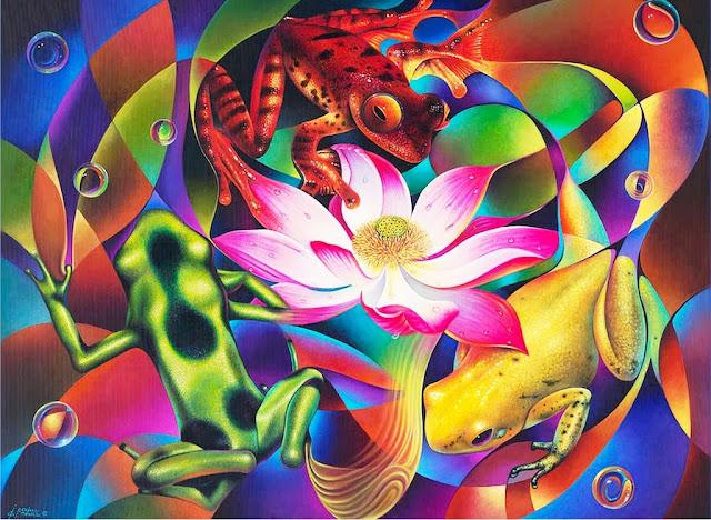 Cuadros modernos pinturas y dibujos 11 06 13 - Cuadros flores modernas ...