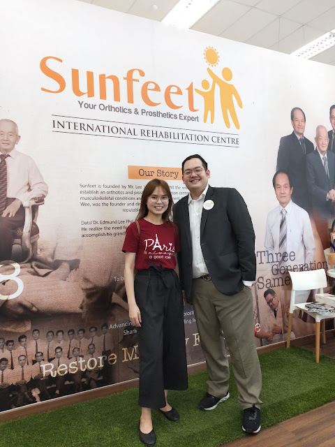 Sunfeet International Rehab Centre - Your Ortholics & Prosthetics Expert