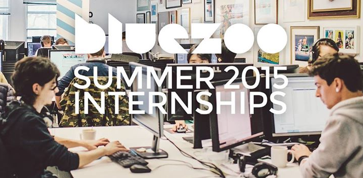 Animation Blog Summer Internships At Blue Zoo