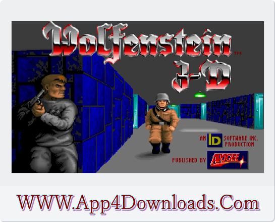 Wolfenstein 3D Download For Windows 2017