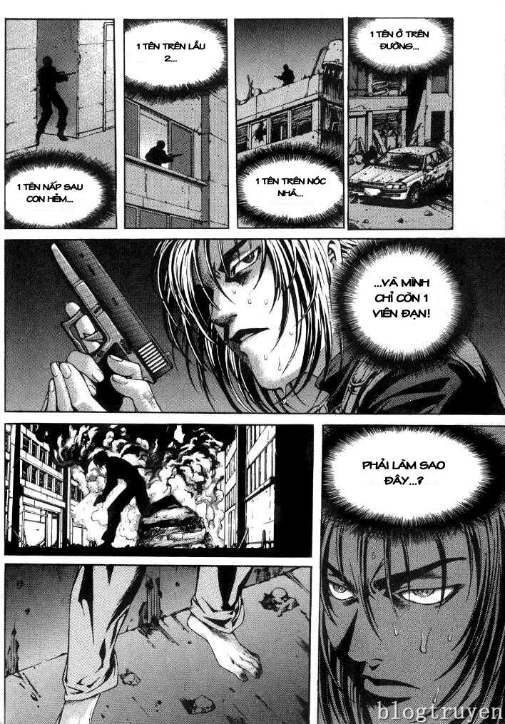 Zombie hunter chap 8 trang 31