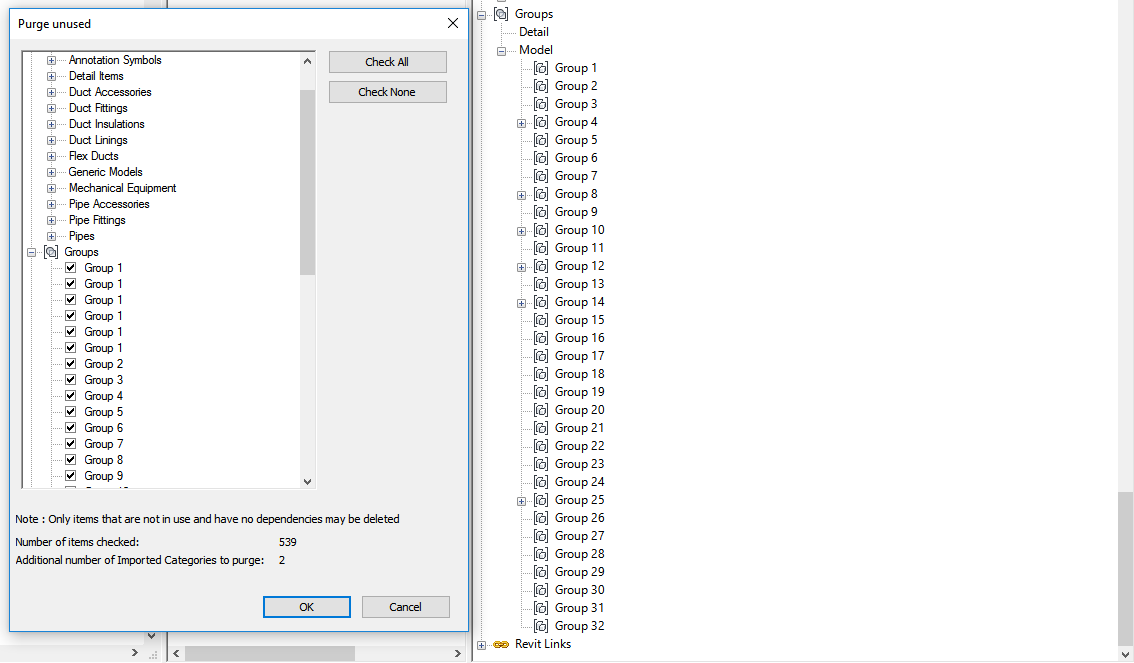 What Revit Wants: How To Fix A Revit Model When Duct and