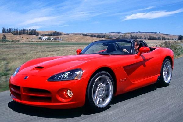 Ficha Técnica: Dodge Viper SRT10 Roadster (2003)