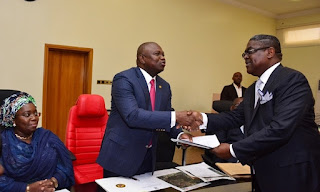 Lagos State Govt signs N790billion MoU on 4th Mainland Bridge project