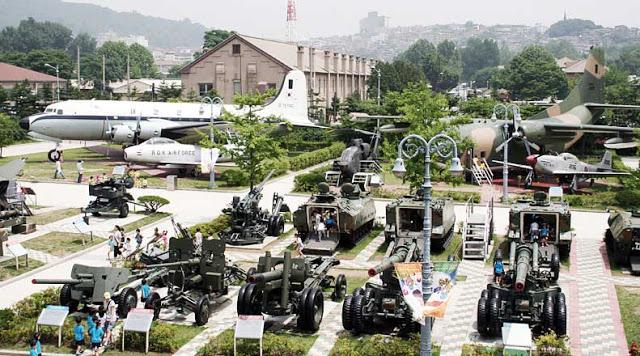 Monumen Peringatan Perang Korea