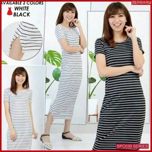 SCP039D67 Dress Maxi Bhn Anisa Dress Wanita | BMGShop