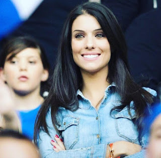Luidivine Kadri Sagna With Second Child