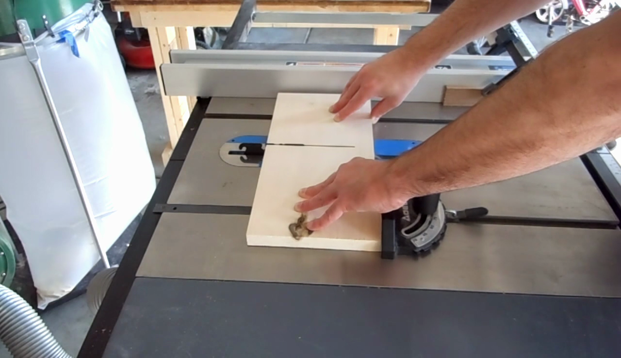 Can Ken Make It Make A Simple Step Stool With Dowel