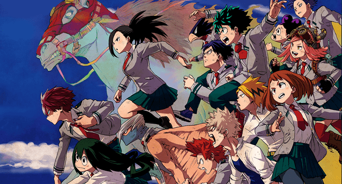 25 Rekomendasi Anime Action School Pilihan Fans