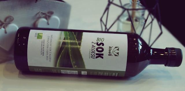 Sokl z aloesu, aloses, zdrowe odżywianie, olej lniany, nierafinowany olej lniany