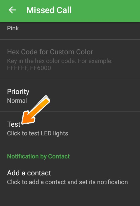 Android Phone Me LED Notification Colour Change Kaise Kare