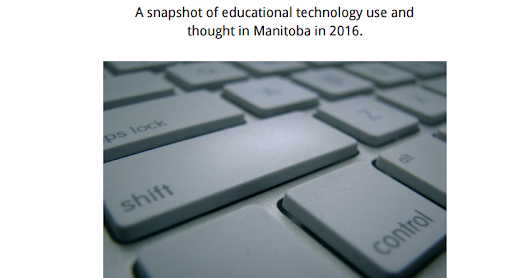 Educational Technology in Manitoba - a FREE eBook