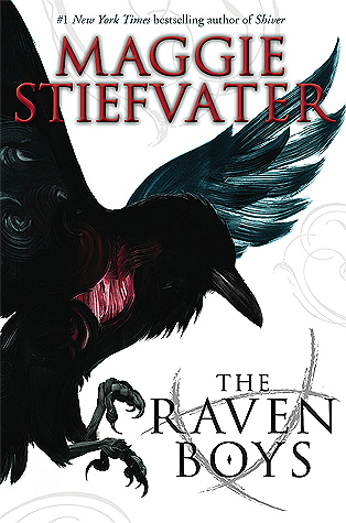 The Raven Boys by Maggie Stiefvater cover image
