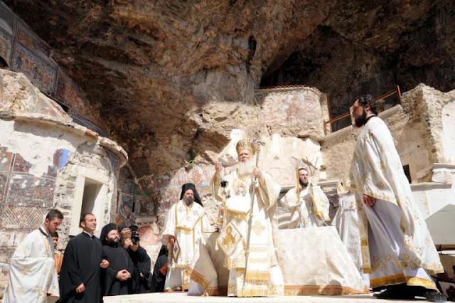 Παναγία Σουμελά: Άφωνοι οι Τούρκοι – Το μεγάλο μυστικό που αποκαλύφθηκε