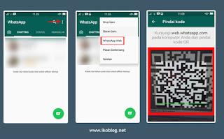 Cara Melihat Whatsapp Pacar di HP/Dekstop Kita Dengan Mudah