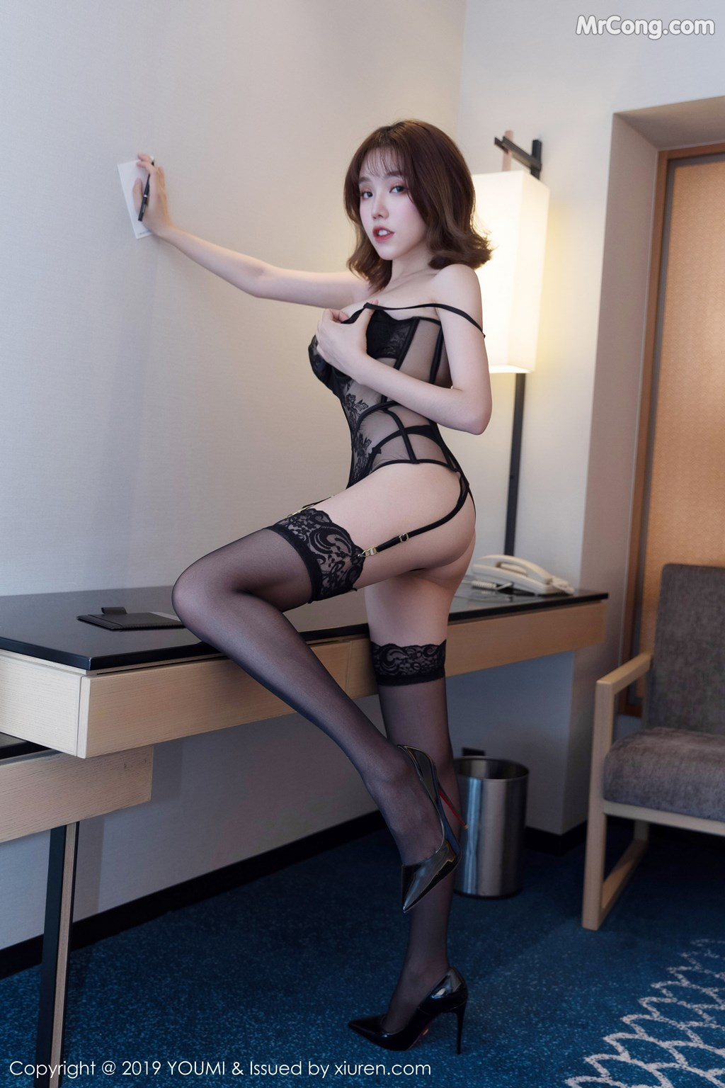 Image YouMi-Vol.288-Huang-Le-Ran-MrCong.com-010 in post YouMi Vol.288: Huang Le Ran (黄楽然) (46 ảnh)