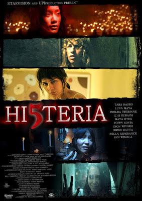 Sinopsis film Hi5teria (2012)