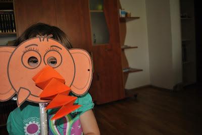 masca de carnaval pentru carnaval