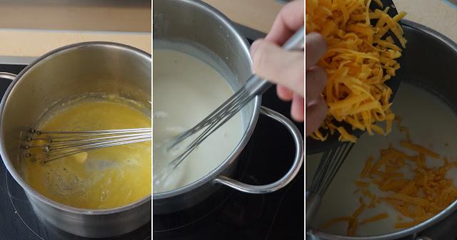 Butternut & Cheese – Käsesauce