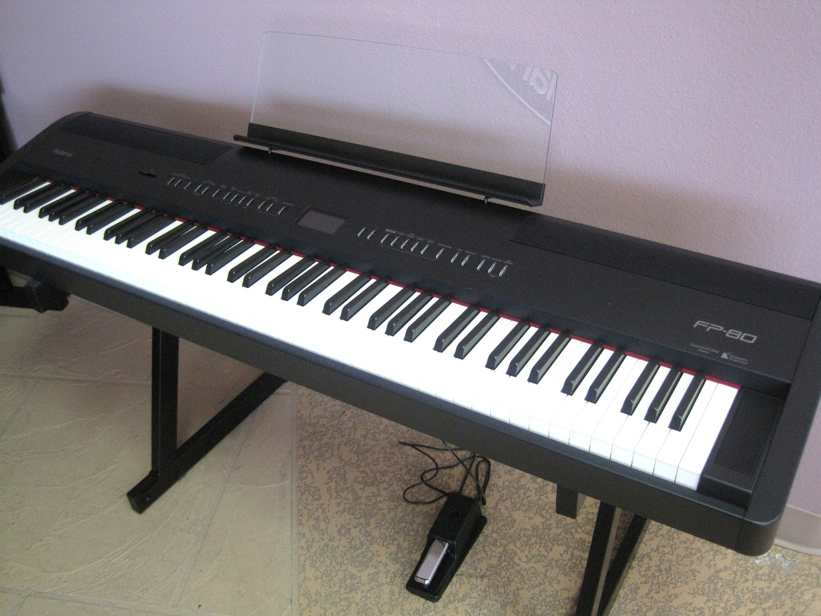 az piano reviews review roland fp80 fp90 digital piano portable powerful nice for the. Black Bedroom Furniture Sets. Home Design Ideas