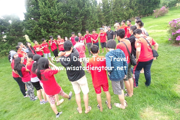 jasa outbound fungame dieng 2019