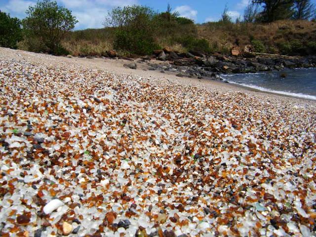 Glass Beach – a praia dos cristais