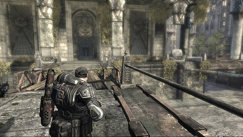 Gears of war скачать торрентом на пк