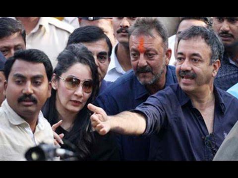 #MeToo: Rajkumar Hirani sexually harassed a lady-Sanjay Dutt claim allegation false